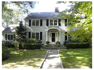 Single Family for sales at 21 Hickory Hill Rd  Manchester, Massachusetts 01944 United States