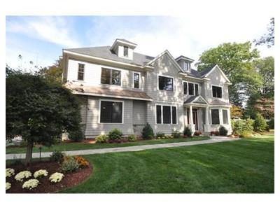Single Family for sales at 36 Somerset  Lexington, Massachusetts 02420 United States