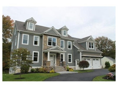 Single Family for sales at 84 North Road  Bedford, Massachusetts 01730 United States