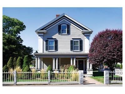 Single Family for sales at 68 Lyman St  Waltham, Massachusetts 02452 United States