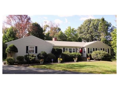 Single Family for sales at 59 Woodland St  Natick, Massachusetts 01760 United States
