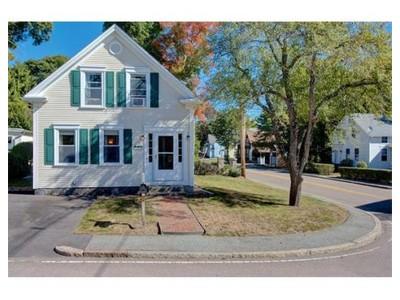 Single Family for sales at 338 Chestnut St  North Attleboro, Massachusetts 02760 United States