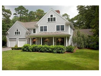 Single Family for sales at 65 Scudder Bay Cir  Barnstable, Massachusetts 02632 United States