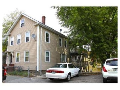 Multi Family for sales at 77 May St  Lawrence, Massachusetts 01841 United States
