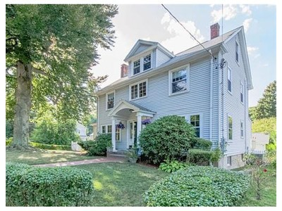 Single Family for sales at 321 Pond St  Boston, Massachusetts 02130 United States