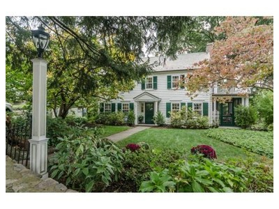 Single Family for sales at 17 Bowditch Road  Boston, Massachusetts 02130 United States