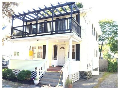 Single Family for sales at 614 Summer Street  Arlington, Massachusetts 02474 United States