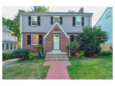 Single Family for sales at 311 South Street  Brookline, Massachusetts 02467 United States