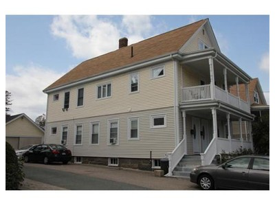 Multi Family for sales at 99 Putnam St  Quincy, Massachusetts 02169 United States
