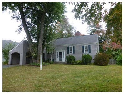 Single Family for sales at 54 Longfellow Dr  Longmeadow, Massachusetts 01106 United States