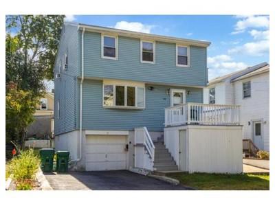 Single Family for sales at 33 Gordon Rd  Medford, Massachusetts 02155 United States