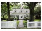 Single Family for sales at 50 Fairbanks Ave  Wellesley, Massachusetts 02481 United States