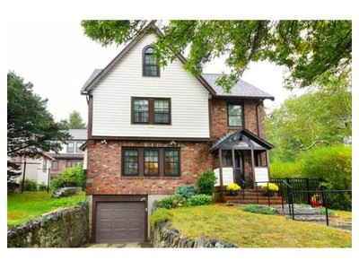 Single Family for sales at 8 Vernon St  Newton, Massachusetts 02458 United States