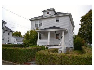 Single Family for sales at 21 Clifford Street  Boston, Massachusetts 02136 United States