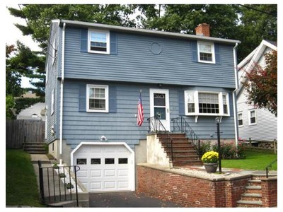 Single Family for sales at 65 Hawthorne Road  Waltham, Massachusetts 02451 United States