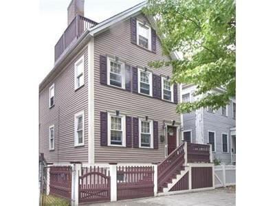 Single Family for sales at 378 Main St  Boston, Massachusetts 02129 United States