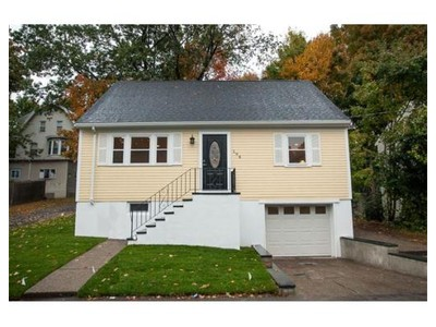 Single Family for sales at 198 Fairmount Ave  Boston, Massachusetts 02136 United States