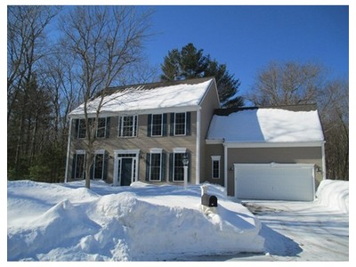 Single Family for sales at 50 Garnet Circle  North Andover, Massachusetts 01845 United States