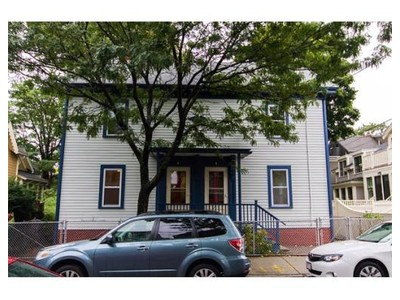 Multi Family for sales at 78-80 Amory  Cambridge, Massachusetts 02139 United States