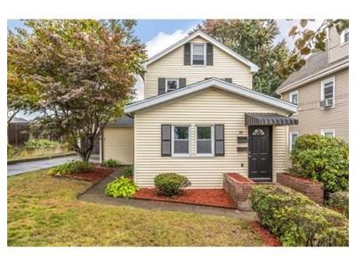 Multi Family for sales at 39 Jarvis St  Revere, Massachusetts 02151 United States