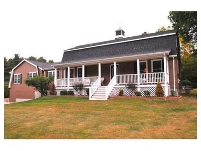 Single Family for sales at 68 Bates St  Mendon, Massachusetts 01756 United States