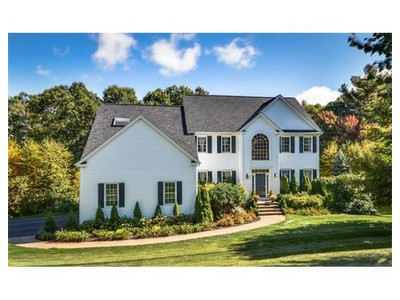 Single Family for sales at 24 Falcon Ridge Dr  Hopkinton, Massachusetts 01748 United States