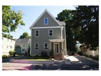 Single Family for sales at 88 Clark Street  Dedham, Massachusetts 02026 United States