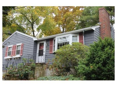 Single Family for sales at 29 Shaw Street  Boston, Massachusetts 02132 United States