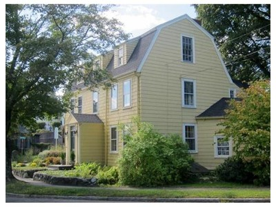 Single Family for sales at 2 Woburn St  Medford, Massachusetts 02155 United States