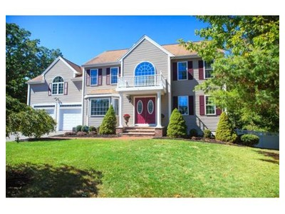 Single Family for sales at 14 Canton St  Easton, Massachusetts 02275 United States
