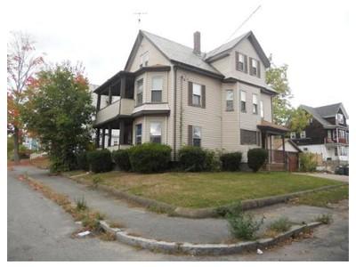 Multi Family for sales at 3 Custer St  Brockton, Massachusetts 02301 United States