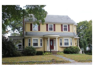 Single Family for sales at 71 Vermont St  Boston, Massachusetts 02132 United States