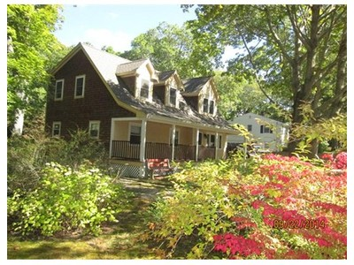 Single Family for sales at 77 Clay Pond Rd  Bourne, Massachusetts 02532 United States