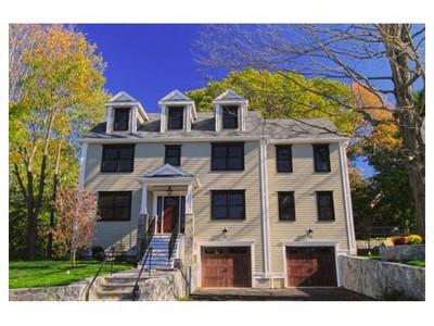 Single Family for sales at 338 Pond Street  Boston, Massachusetts 02130 United States
