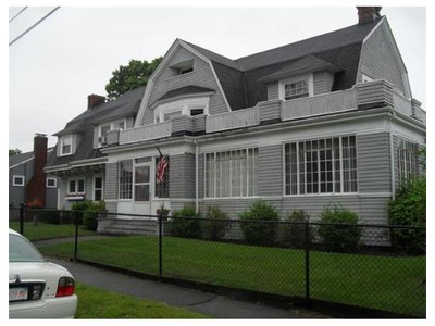 Multi Family for sales at 30 Williams St  Quincy, Massachusetts 02171 United States