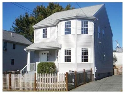 Single Family for sales at 12 Charles St.  Quincy, Massachusetts 02169 United States