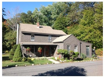 Single Family for sales at 8 Parker Court  Natick, Massachusetts 01760 United States