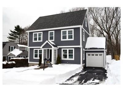 Single Family for sales at 20 Shoreham St  Quincy, Massachusetts 02171 United States