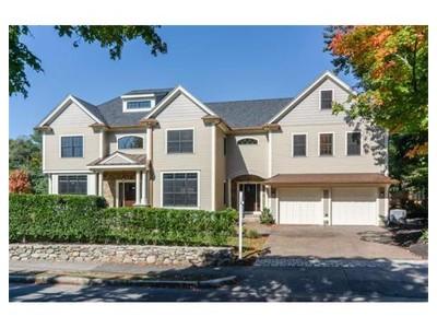 Single Family for sales at 475 Heath St  Brookline, Massachusetts 02467 United States