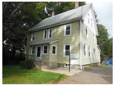 Multi Family for sales at 99-101 Park Street  Stoneham, Massachusetts 02180 United States