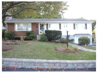 Single Family for sales at 82 Woodbine Circle  Needham, Massachusetts 02494 United States
