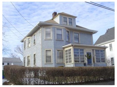 Single Family for sales at 42 East Elm Avenue  Quincy, Massachusetts 02170 United States