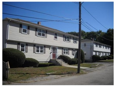 Multi Family for sales at 12-18 Kilby Street  Quincy, Massachusetts 02169 United States