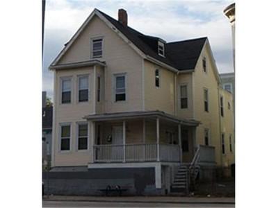 Multi Family for sales at 648 Columbia Road  Boston, Massachusetts 02125 United States