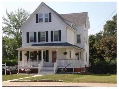Multi Family for sales at 49 West Milton St.  Boston, Massachusetts 02136 United States