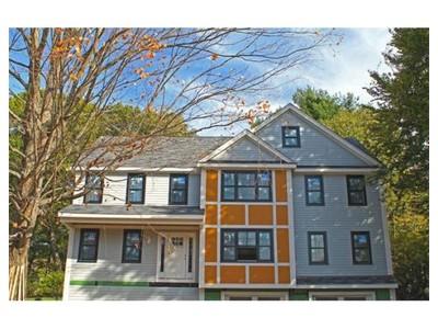 Single Family for sales at 340 Pond Street  Boston, Massachusetts 02130 United States