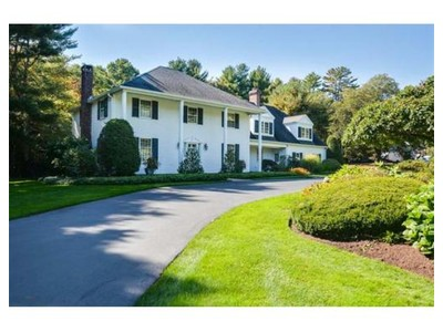 Single Family for sales at 132 Wildwood Dr  Needham, Massachusetts 02492 United States