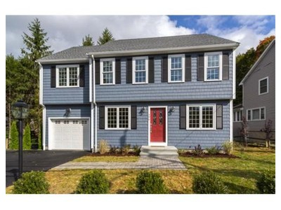 Single Family for sales at 390 Brook Road  Milton, Massachusetts 02186 United States