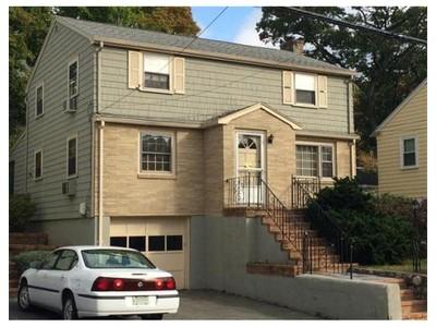 Single Family for sales at 217 Bainbridge St.  Malden, Massachusetts 02148 United States