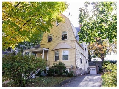 Single Family for sales at 54 Court Street  Newton, Massachusetts 02458 United States